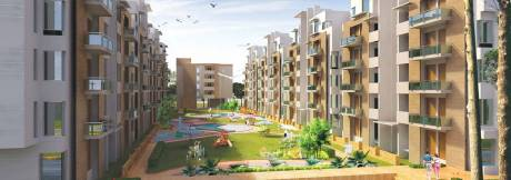 Unitech South City Gardens Elevation