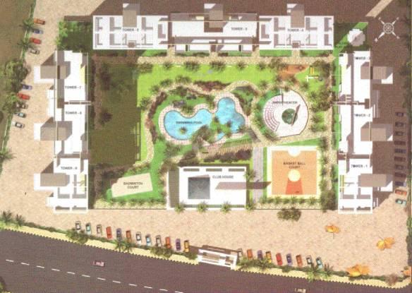 Platinum The Springs Site Plan