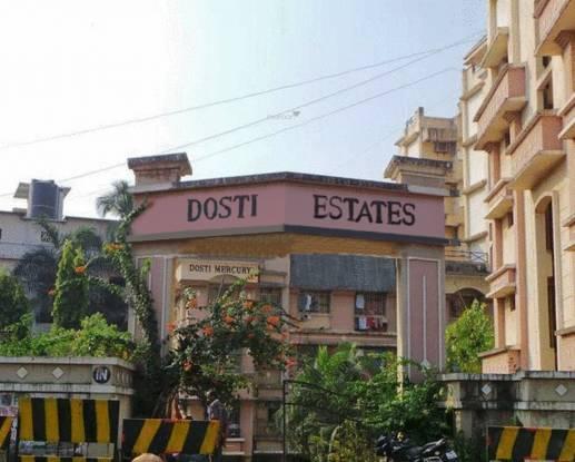 Dosti Estates Elevation