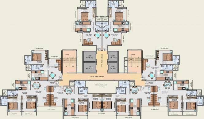 SMGK Associate Residency Cluster Plan