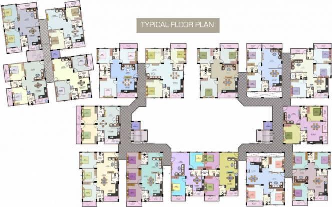 Terra Signature Square Cluster Plan