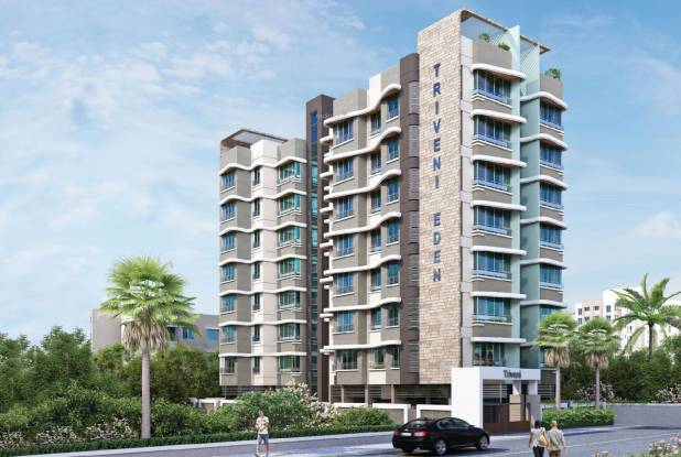 Triveni Kaveri Apartments Chsl Triveni Eden Elevation