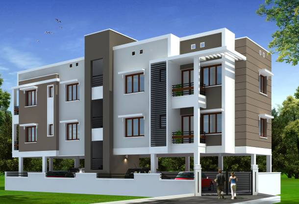 MSP Pallikaranai Elevation