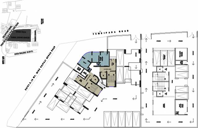 Atlanta Shashwat Park Cluster Plan