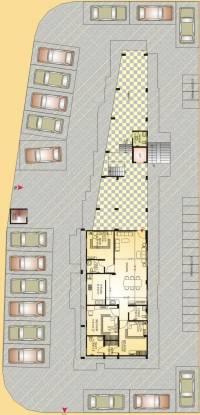 Mojika Midas Residency Cluster Plan