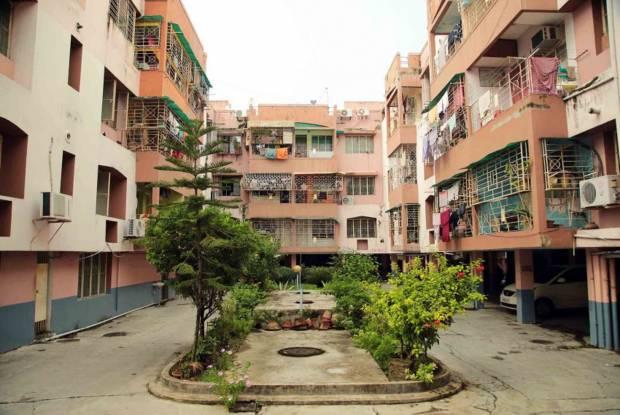 Starlite Aparna Apartment Elevation