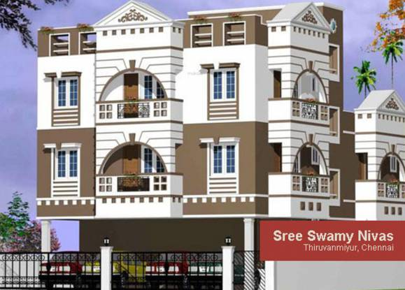 Poomalai Sree Swamy Nivas Elevation