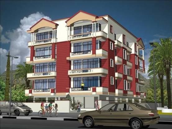 SDC Golden Raisal Apartment Elevation