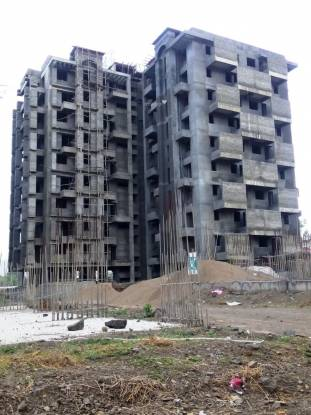 Dabhade Parijaat Residency Construction Status