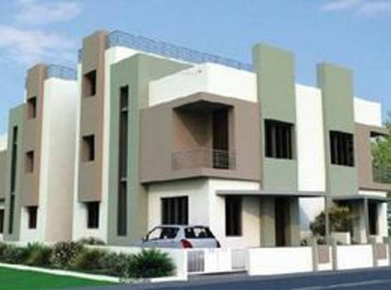 Shree Umiya Krupa Developers Suryadeep Bungalows Elevation