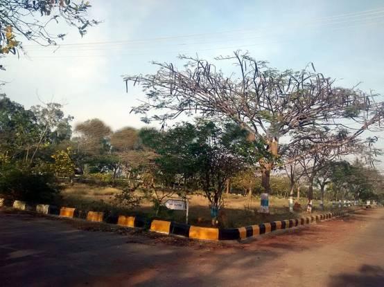 Aashrithaa Pruthvi Greenfields Elevation