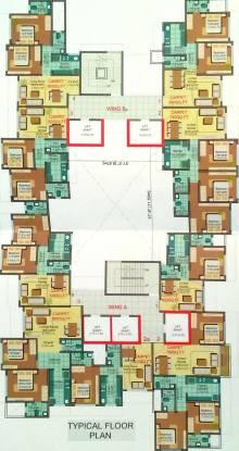 Heena Gokul Woods Cluster Plan