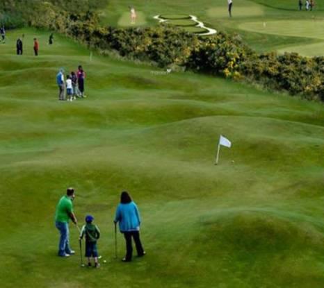 Godrej Golf Links Villas Amenities