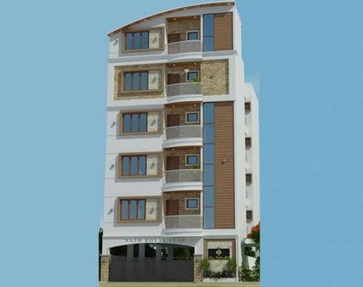 Al Najm Builders Bangalore Royal Star Elevation