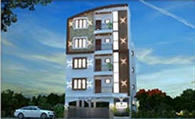 Al Najm Builders Bangalore Royal Star Elevation