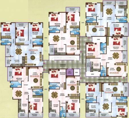 Eco YD Sai Grand Cluster Plan