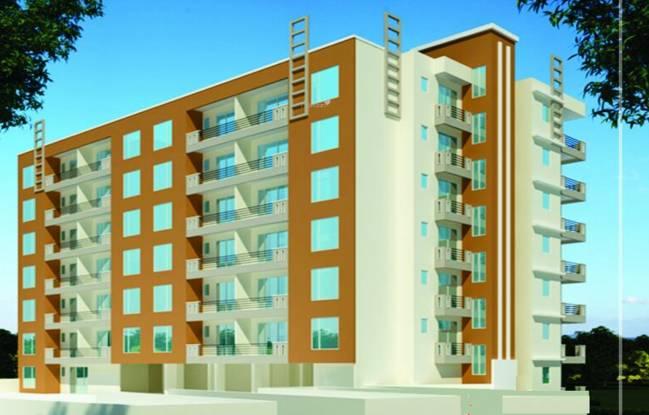 Jai Shree Balaji Infra Sukhdham Residency Elevation