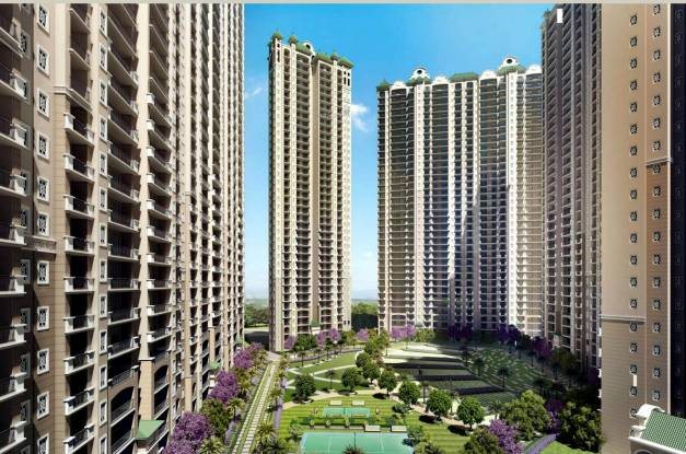 ATS Picturesque Reprieves Phase 1 Elevation