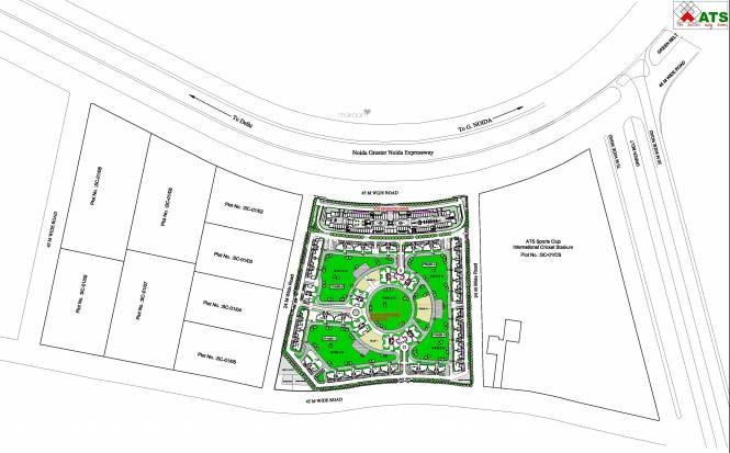 ATS Picturesque Reprieves Phase 1 Master Plan