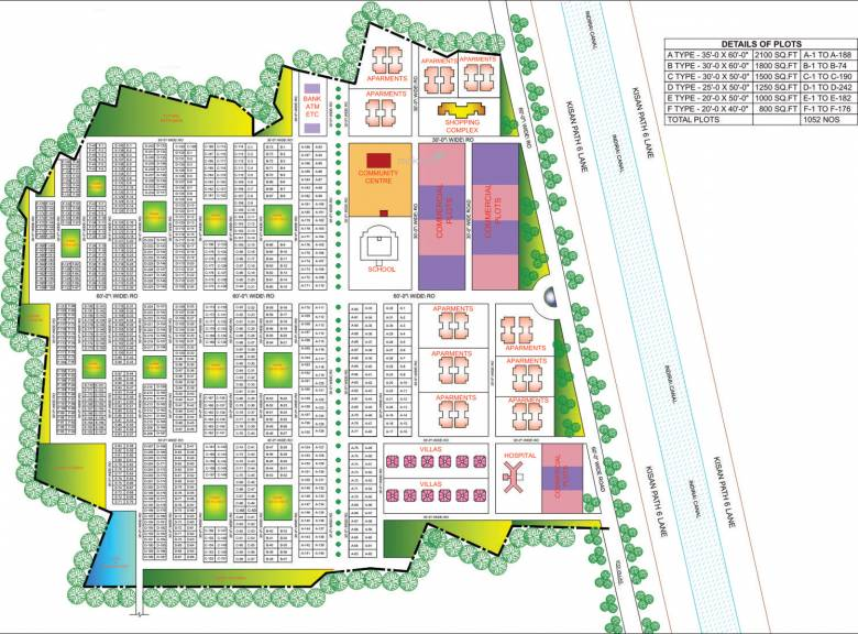 MJ Sharda Estate in Gomti Nagar, Lucknow - Flats for Sale in MJ ...