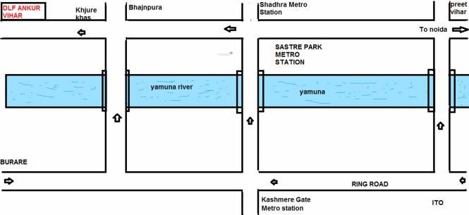 Lakshya Lakshya Apartment Location Plan