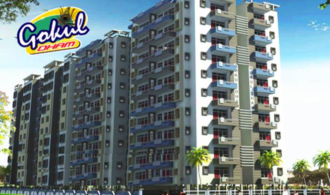 KMF Gokul Dham Elevation