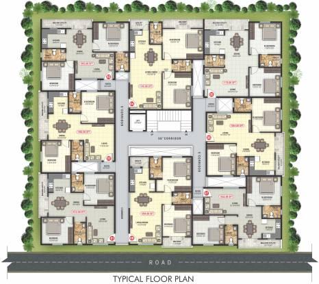 Saranya Samruddhi Cluster Plan