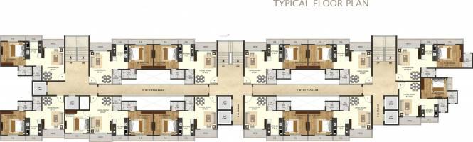 DGS Sheetal Anjali Cluster Plan