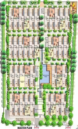 Citrus Zen Garden Master Plan