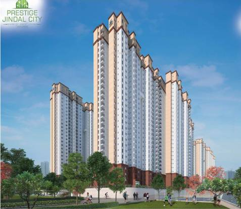 Prestige Jindal City Elevation