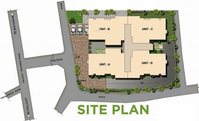 Skyline Skyline Grand Terrace Site Plan