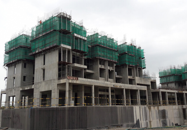 Runal Gateway Phase 1 Construction Status