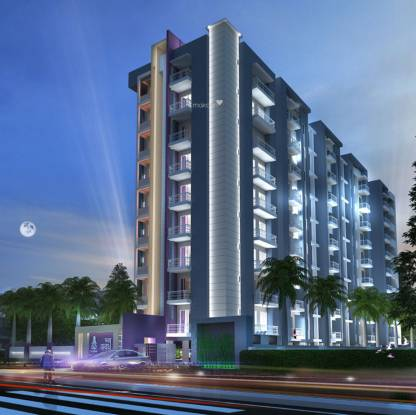 Rudra Awadh Residency Elevation