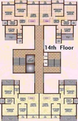 Ishwar Aura Cluster Plan