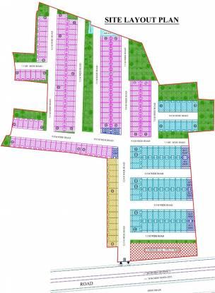 Renowned Lotus Sristhi Layout Plan