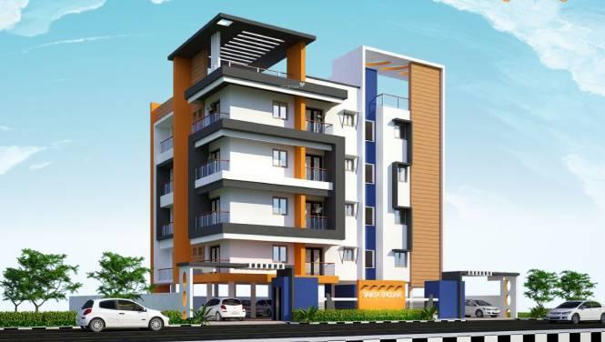 Orange Samta Enclave Elevation