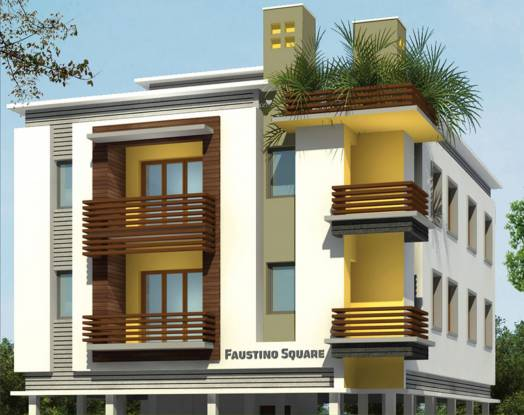 Four Faustino Square Elevation