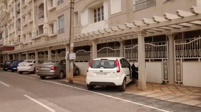 Prakruthi Shivaprakruthi Apartment Amenities