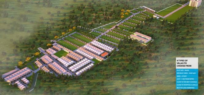 Yashasvi Green Avenues Master Plan