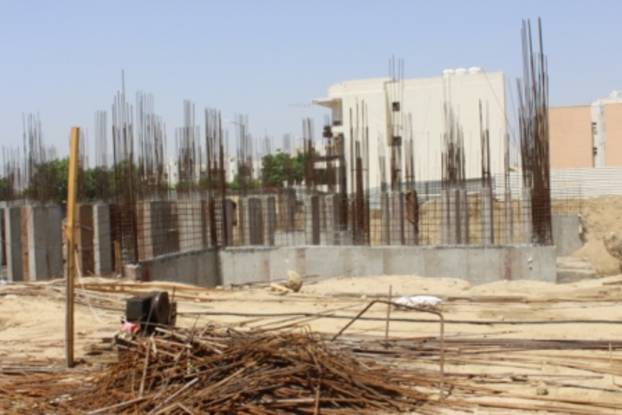 Adore Happy Homes Grand Construction Status