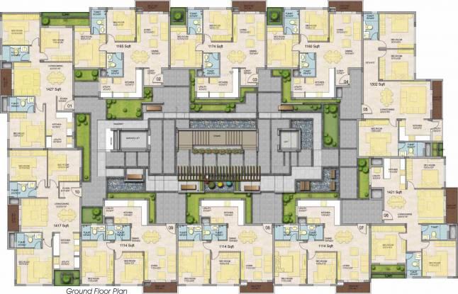 Vistara Sunningdale Cluster Plan