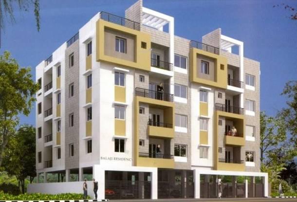 Balaji Balaji Residency Elevation