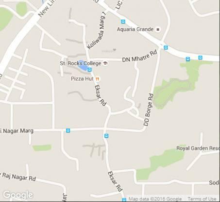 Ethics Ashwini Residency Borivali Ashwini CHSL Location Plan