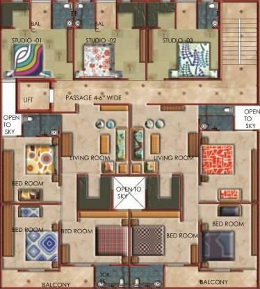 Zenext Zenext Heights Cluster Plan