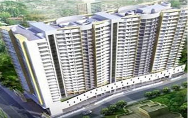 Hubtown Kumbharkala Apartment Elevation