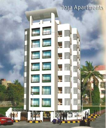 Harshail Iora Apartments Elevation