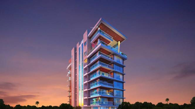 Rajan Nidhi Towers Elevation