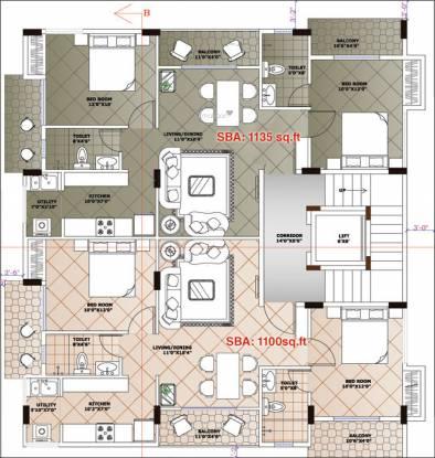 Rishi Oak Dale Cluster Plan