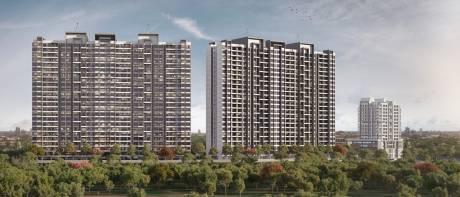 Paranjape Schemes Trident Towers Elevation