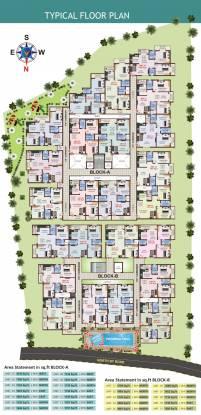 Sree Sai Bajaji Developers SSB Royal Cluster Plan